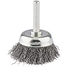 image of Draper 32mm Wire Cup Brush