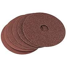 image of Draper 6 Piece 115mm Sanding Discs