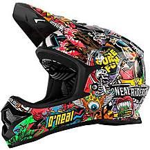 image of O'Neal Backflip Helmet RL2 Evo Youth Crank