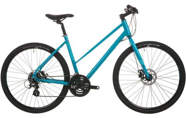 Raleigh Strada 2 Womens Hybrid Bike Image