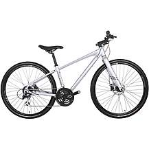"image of Raleigh Strada 3 Mens Hybrid Bike - 14"", 16"", 18"", 20"", 22"" Frames"