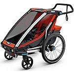 image of Thule Chariot Cross 1 Multisport Child Trailer - Roarange