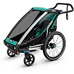 image of Thule Chariot Lite 1 Multisport Child Trailer - Bluegrass