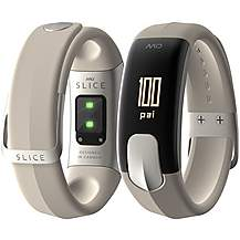 image of MIO Slice Activity Tracker with Heart Rate Monitor - Stone