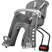 Polisport Child Seat Grey - Front Bracket