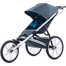 image of Thule Glide1 Sport Stroller - Dark Shadow