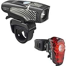 image of NiteRider Lumina 1100 Boost & Solas 100 Combo Bike Light Set