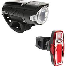 image of NiteRider Swift 450 & Sabre 80 Combo Bike Light Set
