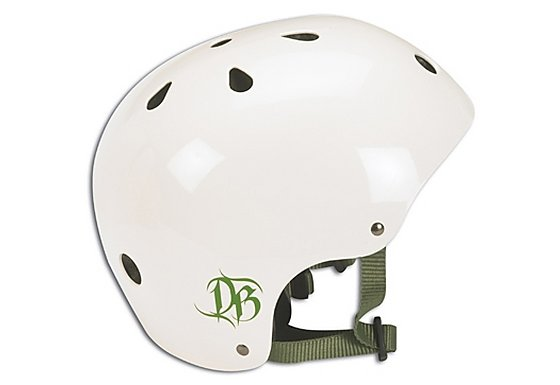 Diamondback DB BMX Bike Helmet - White