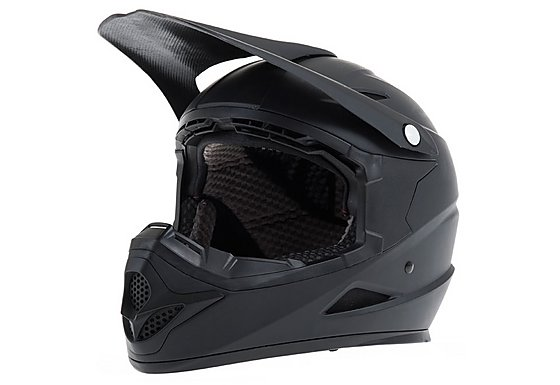 Diamondback DB Full Face BMX Bike Helmet