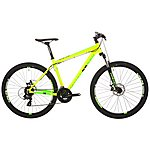 "image of Diamondback Sync 2.0 Mens Mountain Bike - Yellow - 14"", 16"", 18"", 20"", 22"" Frames"
