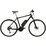 "image of Carrera Crossfuse Mens Hybrid Electric Bike - 17"", 19"", 21"" Frames"