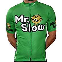 image of Mr Slow Cycling Jersey