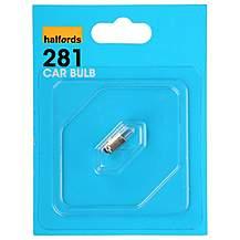 image of Halfords (HBU281) 2W Single Car Bulb