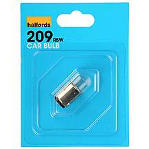 image of Halfords (HBU209) 5W Single Car Bulb