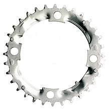 image of FSA Stamped MTB Chainring X10