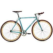 image of Quella Varsity Cambridge Fixie Bike - 51, 54, 58, 61cm Frames