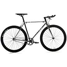 image of Quella Varsity Imperial Fixie Bike - 51, 54, 58, 61cm Frames
