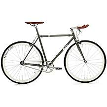 image of Quella Varsity Edinburgh Fixie Bike - 51, 54, 58, 61cm Frames