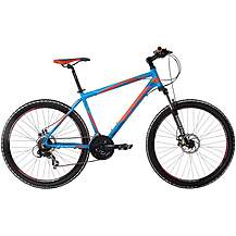 "image of Indigo Descent Alloy Mens Mountain Bike - 17.5"", 20"" Frames"