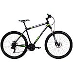 "image of Indigo Ravine Alloy Mens Mountain Bike - 17.5"", 20"" Frames"