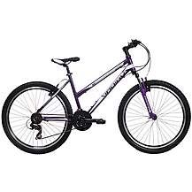 "image of Indigo Mystic Alloy Ladies Mountain Bike - 15"", 17.5"" Frames"