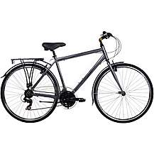 image of Indigo Regency Mens Alloy Hybrid Bike