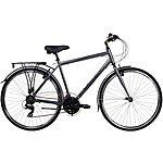 image of Indigo Regency Mens Alloy Hybrid Bike