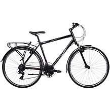 """image of Indigo Regency LX Mens Alloy Hybrid Bike - 17.5"""", 20"""" Frames"""