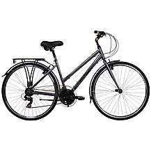 "image of Indigo Regency Ladies Alloy Hybrid Bike - 15"", 17.5"" Frames"