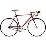 image of Kingston Hoxton Mens Fixed Gear Bike - 50, 56cm Frames