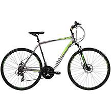 "image of Ford Kuga DD Mens Hybrid Bike - 18"", 21"" Frames"