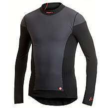 image of Craft Men's Windproof Long Sleeve Base Layer