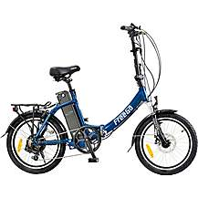 Freego Folding Electric Bike