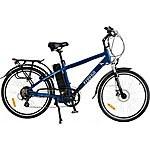 image of FreeGo Hawk crossbar Electric Bike
