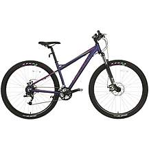 image of Carrera Sulcata Womens Mountain Bike - Purple