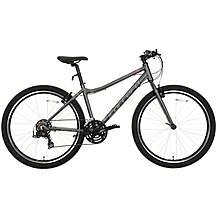 image of Carrera Parva Womens Hybrid Bike - Grey/Coral
