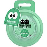 image of Bubblebuds Headphones - Green