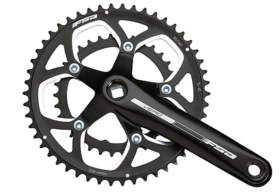 FSA Vero Compact 10-Speed JIS Chainset