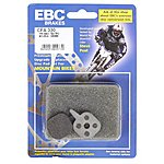 image of EBC Tektro Novela/Gemini Disc Brake Pads