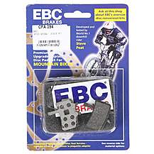 image of EBC Avid Hydraulic and Juicy BB7 Disc Brake Pads