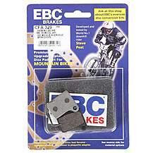 image of EBC Deore Mech 525-555 Disc Brake Pads