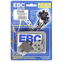 image of EBC Grimeca Syst 1/15 Disc Brake Pads