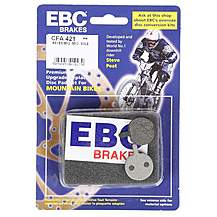 image of EBC Hayes MX2/3 and Sole Disc Brake Pads
