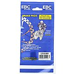 image of EBC Hayes Stroker Ride Disc Brake Pads