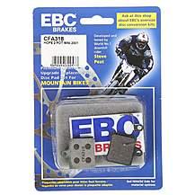 image of EBC Hope 2 Pot Mini Disc Brake Pads