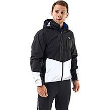 image of Ridge Mens Active Wear Reflective Jacket - Black