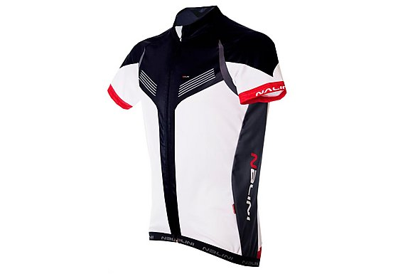 Nalini Mens Polluce Short Sleeve Cycling Jersey