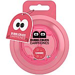 image of Bubblebuds Headphones - Red
