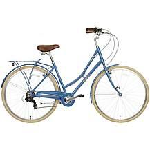 image of Pendleton Somerby Hybrid Bike - Denim Blue 2018